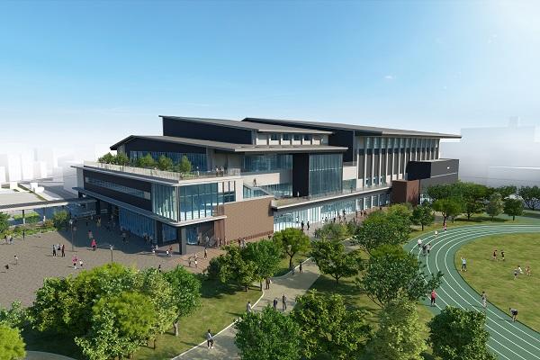 中野区立総合体育館